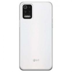 ETUI CLEAR NA TELEFON LG K62 TRANSPARENT
