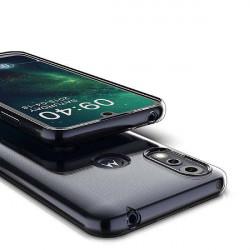 ETUI PROTECT CASE 2mm NA TELEFON MOTOROLA MOTO E6S TRANSPARENT