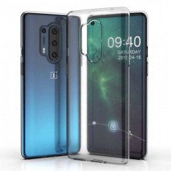ETUI PROTECT CASE 2mm NA TELEFON ONEPLUS 8 PRO TRANSPARENT