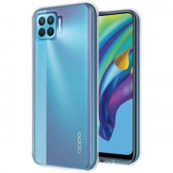 ETUI PROTECT CASE 2mm NA TELEFON OPPO RENO 4 LITE TRANSPARENT