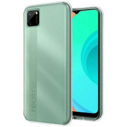 ETUI PROTECT CASE 2mm NA TELEFON RELAME C12 TRANSPARENT