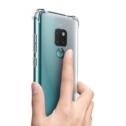 ETUI ANTI-SHOCK NA TELEFON HUAWEI MATE 20X TRANSPARENT