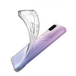 ETUI ANTI-SHOCK NA TELEFON REALME C15 TRANSPARENT