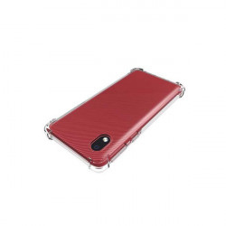 ETUI ANTI-SHOCK NA TELEFON SAMSUNG GALAXY A01 CORE TRANSPARENT