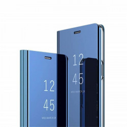 ETUI BOOK CLEAR VIEW NA TELEFON XIAOMI MI 10T LITE 5G NIEBIESKI