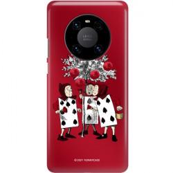 ETUI CLEAR NA TELEFON HUAWEI MATE 40 PRO / MATE 40 PRO PLUS ST_QOC-2020-1-202