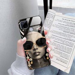 ETUI BLACK CASE GLASS NA TELEFON REALME C15 ST_JODI-PEDRI-2021-2-201