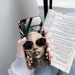 ETUI BLACK CASE GLASS NA TELEFON REALME REALME 5 ST_JODI-PEDRI-2021-2-201