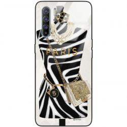 ETUI BLACK CASE GLASS NA TELEFON OPPO A91 / RENO 3 ST_JODI-PEDRI-2021-2-203