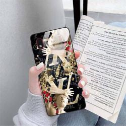 ETUI BLACK CASE GLASS NA TELEFON SAMSUNG GALAXY A01 CORE ST_JODI-PEDRI-2021-2-207