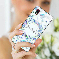 ETUI BLACK CASE GLASS NA TELEFON SAMSUNG GALAXY A01 CORE ST_SPRING-2021-2-200