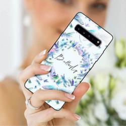 ETUI BLACK CASE GLASS NA TELEFON SAMSUNG GALAXY S10 5G ST_SPRING-2021-2-200