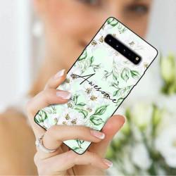 ETUI BLACK CASE GLASS NA TELEFON SAMSUNG GALAXY S10 5G ST_SPRING-2021-2-202