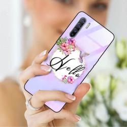 ETUI BLACK CASE GLASS NA TELEFON OPPO A91 / RENO 3 ST_SPRING-2021-2-204