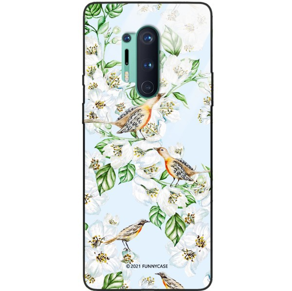 ETUI BLACK CASE GLASS NA TELEFON ONEPLUS 8 PRO ST_SPRING-2021-2-205