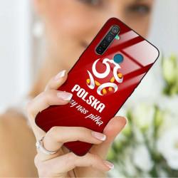 ETUI BLACK CASE GLASS NA TELEFON REALME REALME 5 ST_PZPN-2021-2-203