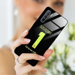 ETUI BLACK CASE GLASS NA TELEFON OPPO A91 / RENO 3 ST_PZPN-2021-2-204