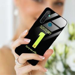 ETUI BLACK CASE GLASS NA TELEFON REALME REALME 5 ST_PZPN-2021-2-204