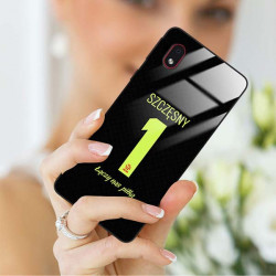 ETUI BLACK CASE GLASS NA TELEFON SAMSUNG GALAXY A01 CORE ST_PZPN-2021-2-204