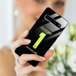 ETUI BLACK CASE GLASS NA TELEFON SAMSUNG GALAXY S10 5G ST_PZPN-2021-2-204
