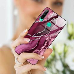 ETUI BLACK CASE GLASS NA TELEFON HUAWEI P40 LITE E ST_AGST-201