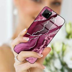 ETUI BLACK CASE GLASS NA TELEFON REALME REALME C11 ST_AGST-201