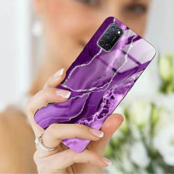 ETUI BLACK CASE GLASS NA TELEFON OPPO A52 / A72 ST_AGST-202