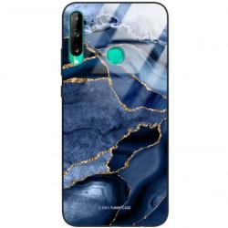 ETUI BLACK CASE GLASS NA TELEFON HUAWEI P40 LITE E ST_AGST-203