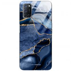 ETUI BLACK CASE GLASS NA TELEFON OPPO A52 / A72 ST_AGST-203