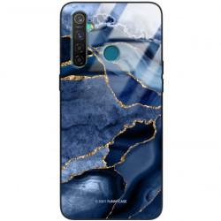 ETUI BLACK CASE GLASS NA TELEFON REALME REALME 5 ST_AGST-203