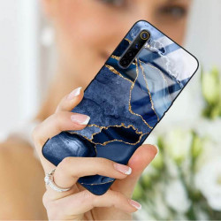 ETUI BLACK CASE GLASS NA TELEFON REALME 6 ST_AGST-203