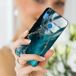 ETUI BLACK CASE GLASS NA TELEFON HUAWEI Y6S ST_AGST-204