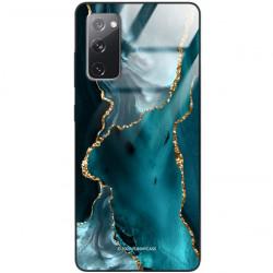 ETUI BLACK CASE GLASS NA TELEFON SAMSUNG GALAXY S20FE / S20 LITE ST_AGST-204