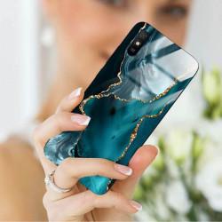 ETUI BLACK CASE GLASS NA TELEFON XIAOMI REDMI 9A ST_AGST-204
