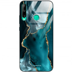 ETUI BLACK CASE GLASS NA TELEFON HUAWEI Y7P ST_AGST-204