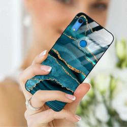 ETUI BLACK CASE GLASS NA TELEFON HUAWEI Y6S ST_AGST-205