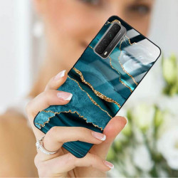 ETUI BLACK CASE GLASS NA TELEFON SAMSUNG GALAXY A90 5G ST_AGST-205