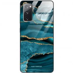 ETUI BLACK CASE GLASS NA TELEFON SAMSUNG GALAXY S20FE / S20 LITE ST_AGST-205