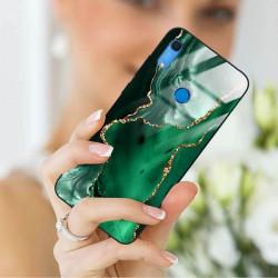 ETUI BLACK CASE GLASS NA TELEFON HUAWEI Y6S ST_AGST-206