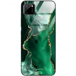 ETUI BLACK CASE GLASS NA TELEFON REALME REALME C11 ST_AGST-206