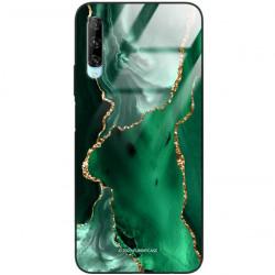 ETUI BLACK CASE GLASS NA TELEFON HUAWEI Y9S ST_AGST-206