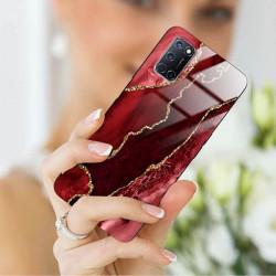 ETUI BLACK CASE GLASS NA TELEFON OPPO A52 / A72 ST_AGST-207
