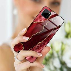 ETUI BLACK CASE GLASS NA TELEFON REALME REALME C11 ST_AGST-207