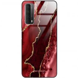 ETUI BLACK CASE GLASS NA TELEFON SAMSUNG GALAXY A90 5G ST_AGST-207
