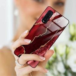 ETUI BLACK CASE GLASS NA TELEFON OPPO FIND X2 ST_AGST-207