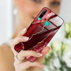 ETUI BLACK CASE GLASS NA TELEFON HUAWEI Y7P ST_AGST-207