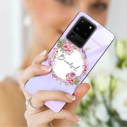 ETUI BLACK CASE GLASS NA TELEFON SAMSUNG GALAXY S20 ULTRA ST_SPRG-201