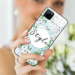 ETUI BLACK CASE GLASS NA TELEFON REALME REALME C11 ST_SPRG-206