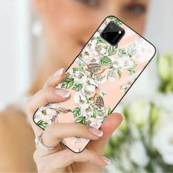 ETUI BLACK CASE GLASS NA TELEFON REALME REALME C11 ST_SPRG-207