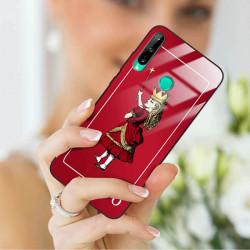 ETUI BLACK CASE GLASS NA TELEFON HUAWEI P40 LITE E ST_QUEEN-OF-CARDS-200